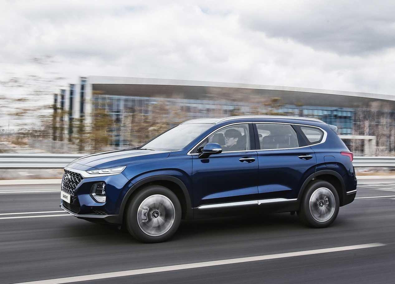 Hyundai Santa Fe 2018: el nuevo Tucson podría tomar muchos de sus rasgos