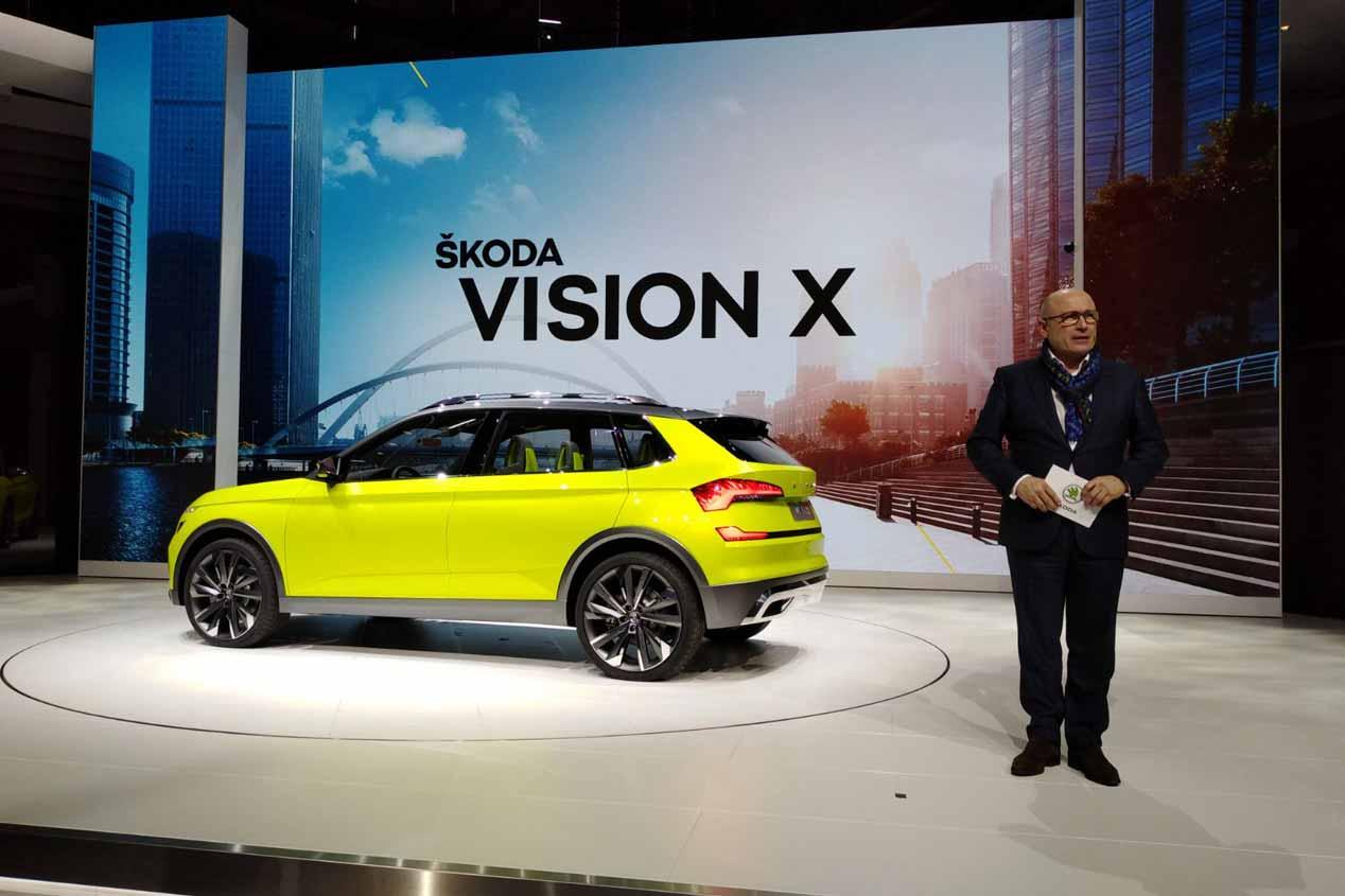 El futuro de Skoda: 19 nuevos modelos hasta 2020