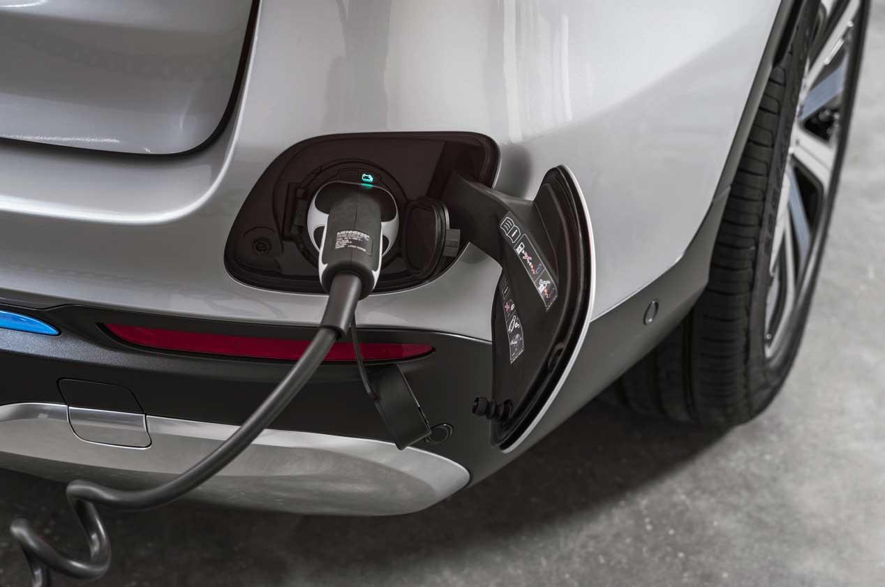 El Mercedes GLC de pila de combustible, cada vez más cerca