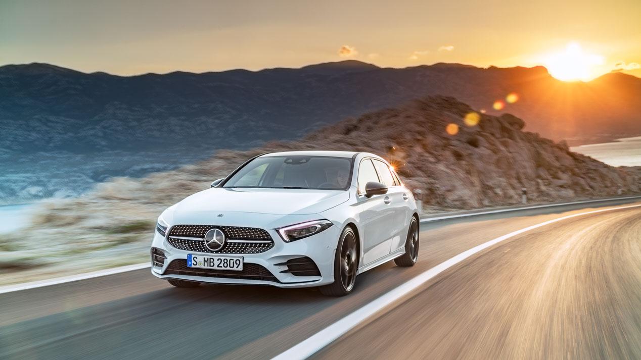 El Mercedes Clase A 2018, ya a la venta
