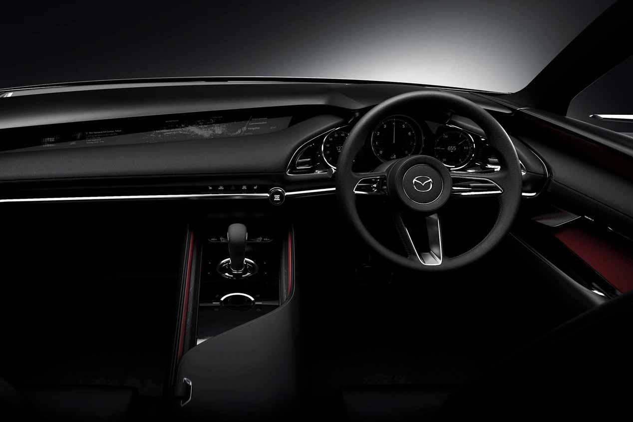 Mazda3 2019: nuevas imágenes con el interior
