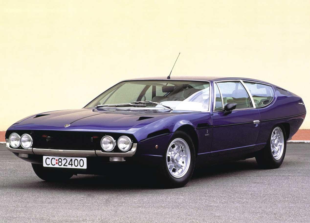 Islero y Espada, dos modelos míticos de Lamborghini que cumplen 50 años