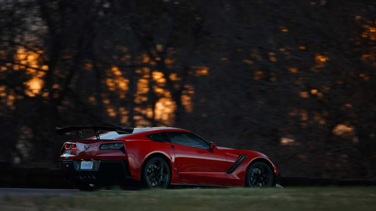 Chevrolet ZR1, a por los 100 km/h en menos de 3 segundos