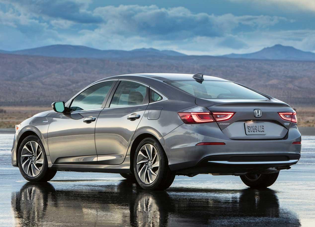 Honda presenta el Insight, que tiemble el Toyota Prius