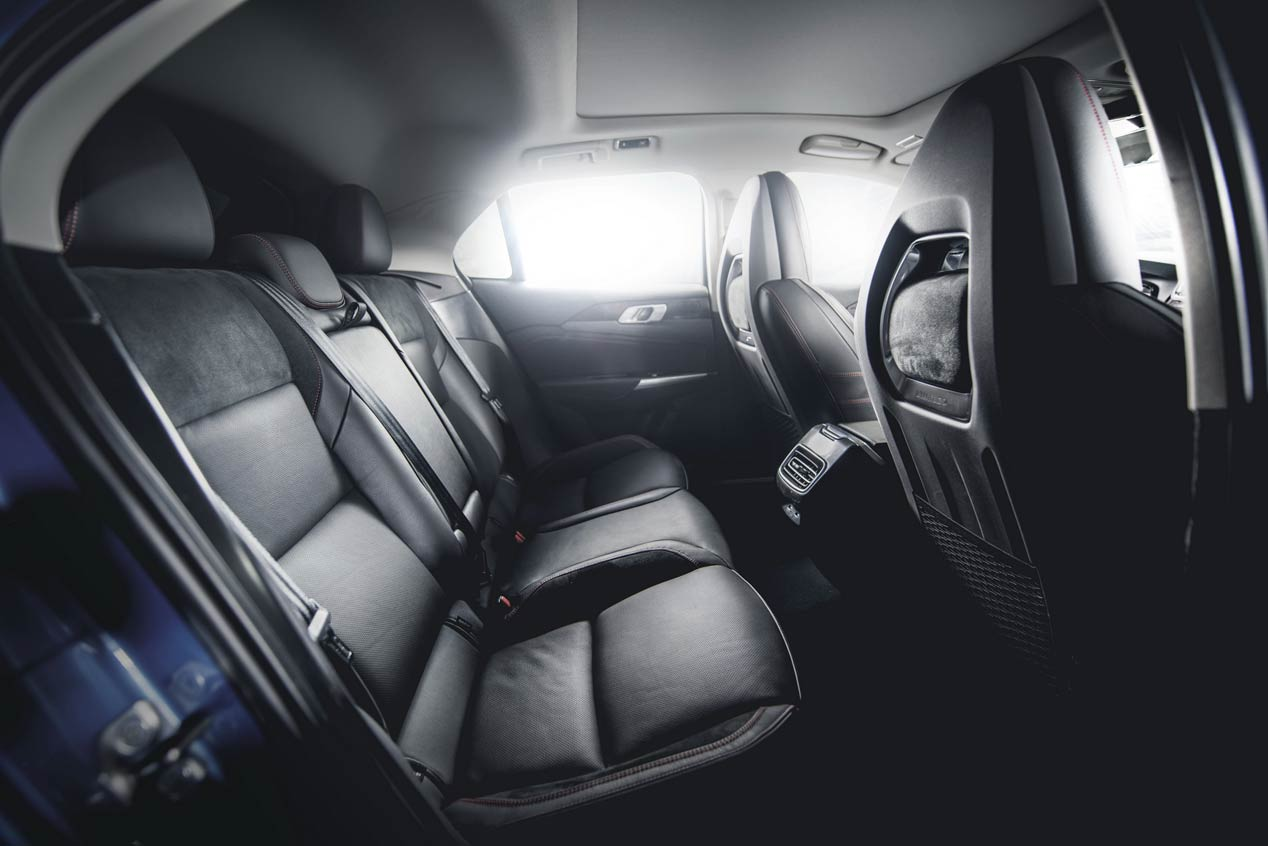 Lynk & Co 02, el segundo SUV de la marca china