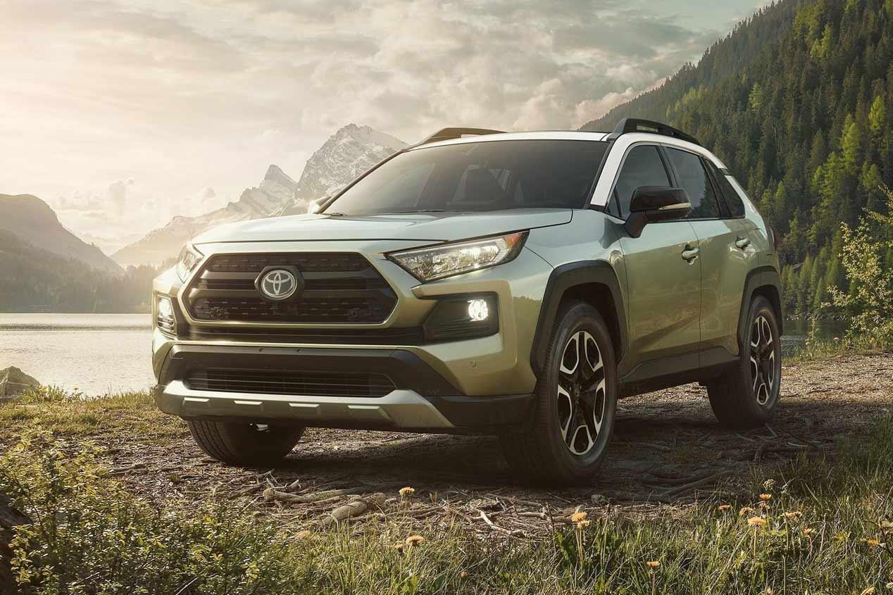 Toyota RAV4 2019: sus mejores imágenes oficiales
