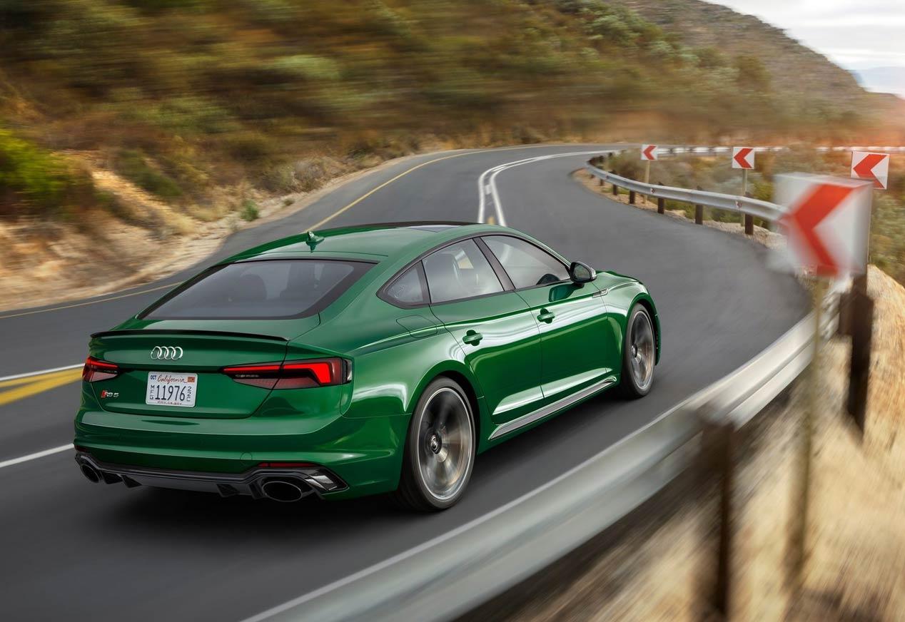 Llega el nuevo Audi RS 5 Sportback