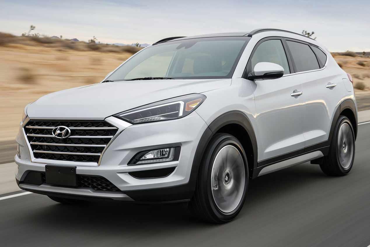Hyundai Tucson 2018: las mejores imágenes oficiales del nuevo SUV