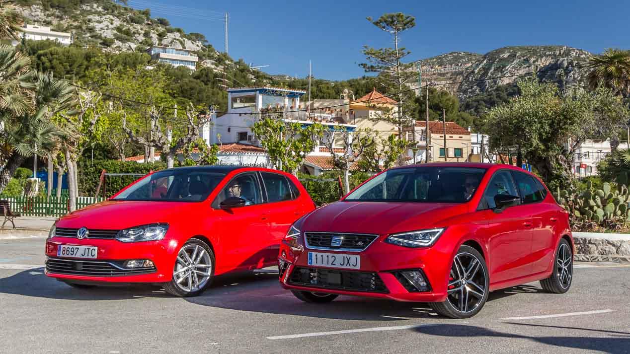 Los coches y SUV más vendidos de enero a marzo de 2018