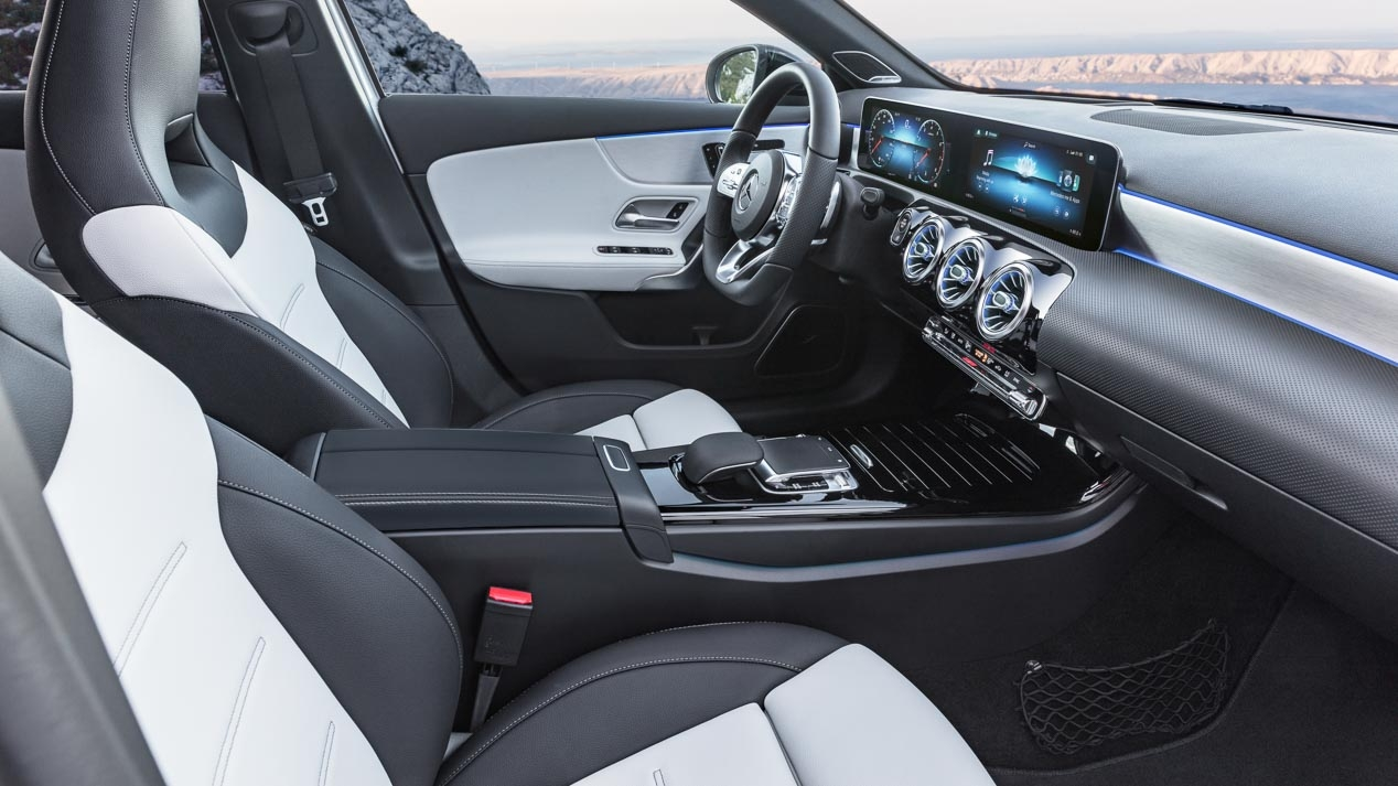 Mercedes-AMG A45, más de 400 CV para el compacto