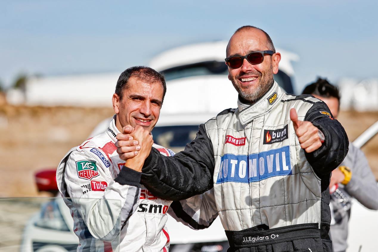 El Nissan GT-R NISMO y Marc Gené, de récord en el INTA