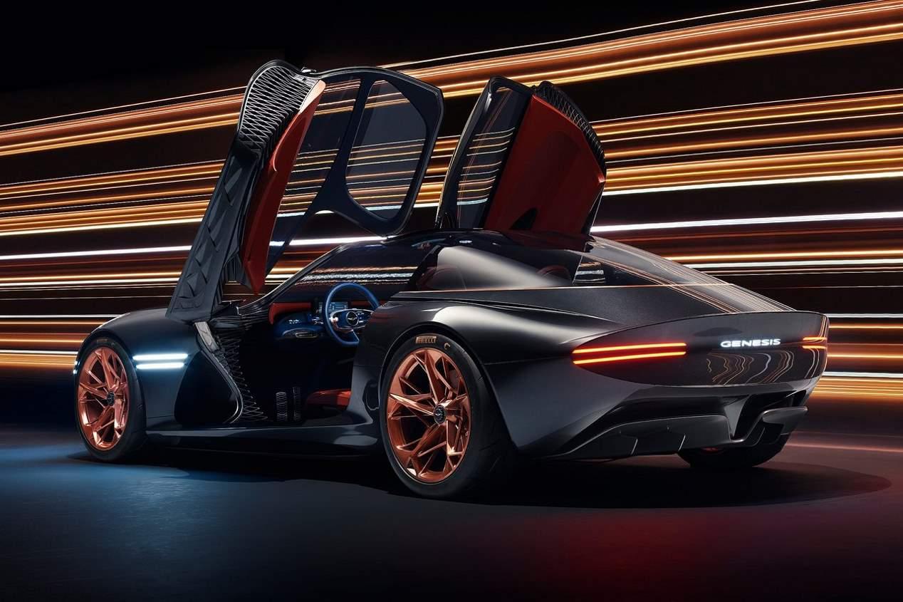 Genesis Essentia Concept: futuro GT de lujo
