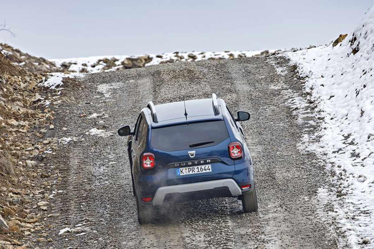 A prueba el Dacia Duster 2018 1.2 TCe 125 CV 4x4