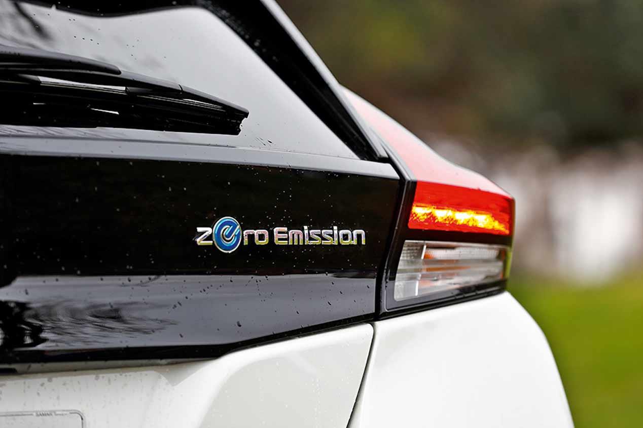 A prueba el Nissan Leaf 2018: un eléctrico de lo más interesante