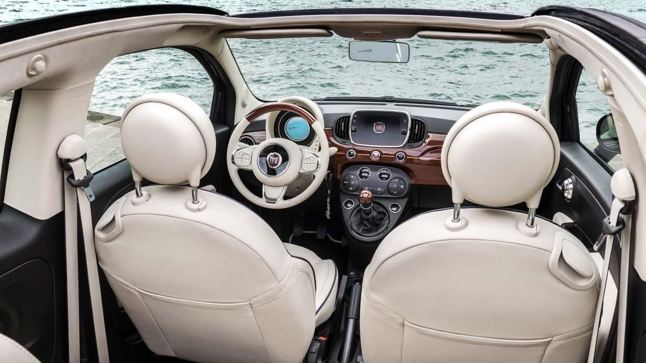 Fiat 500, el coche más vendido en España en marzo
