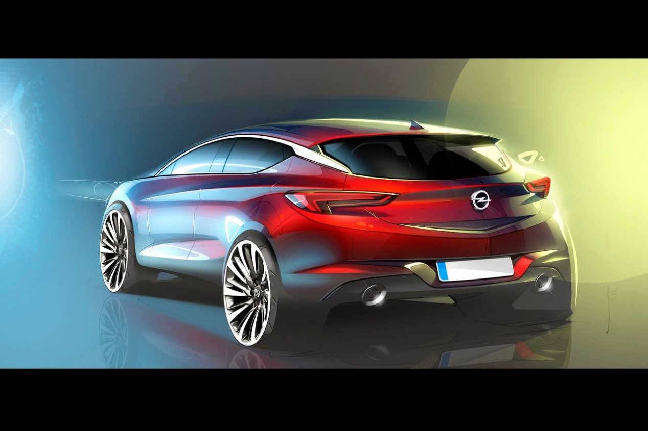 Opel Astra 2019: el compacto se renovará el año que viene