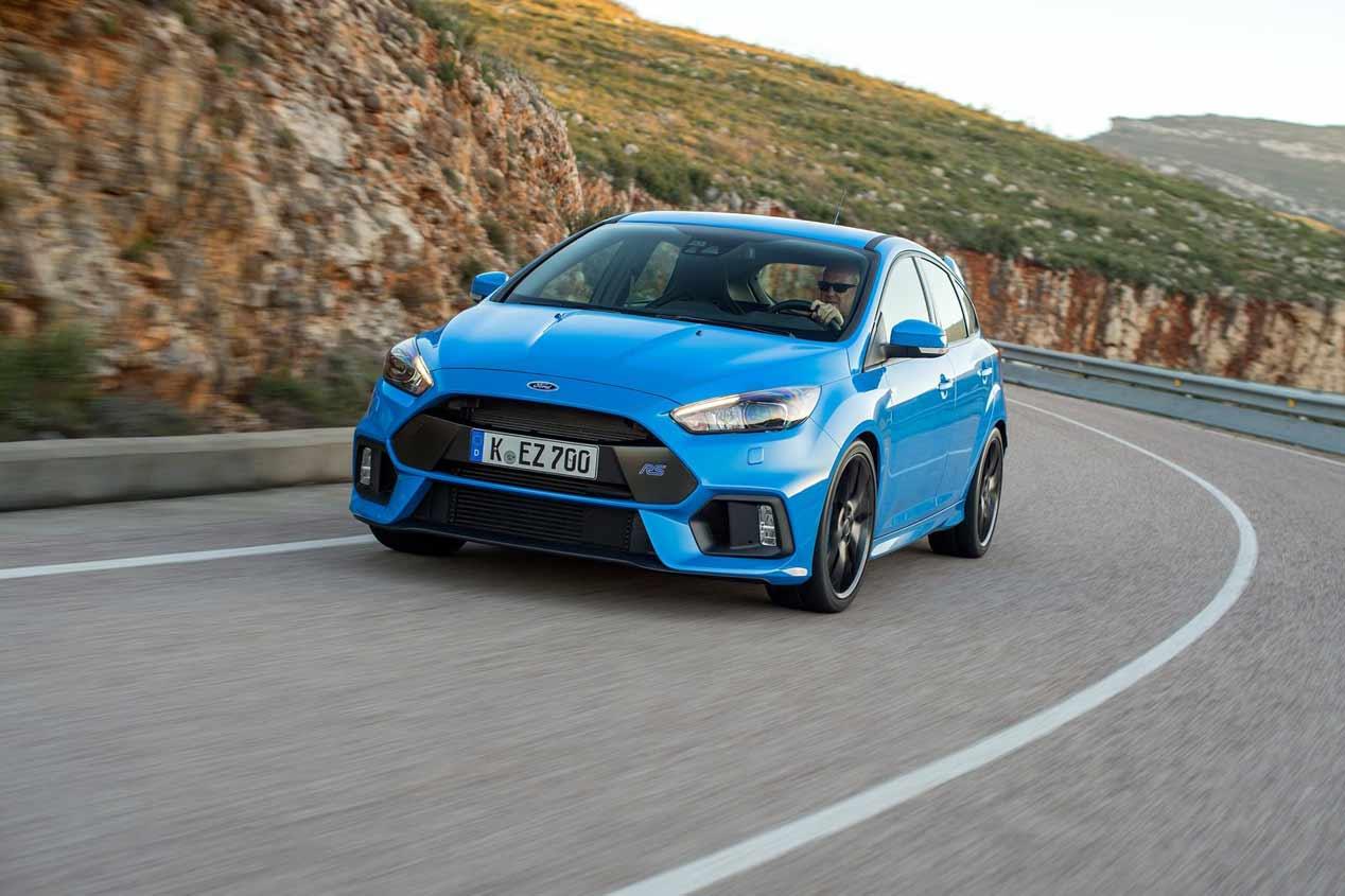 El futuro Ford Focus RS 2020, aún más rabioso