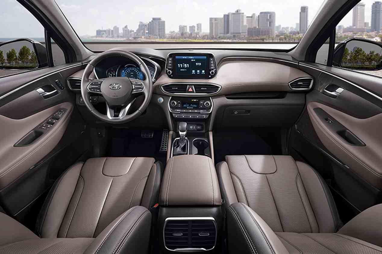 Hyundai Palisade 2019: el nuevo gran SUV hermano de Santa ...