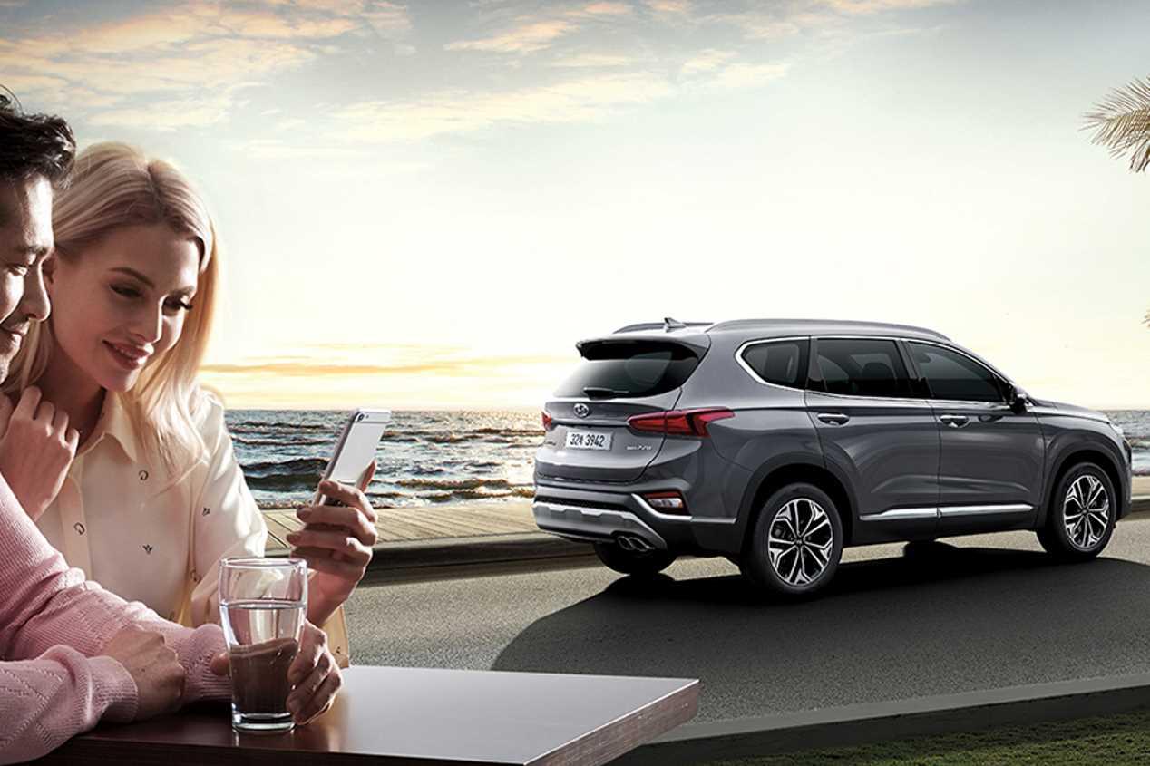 Hyundai Palisade: el nuevo gran SUV tomará los rasgos del Santa Fe 2018