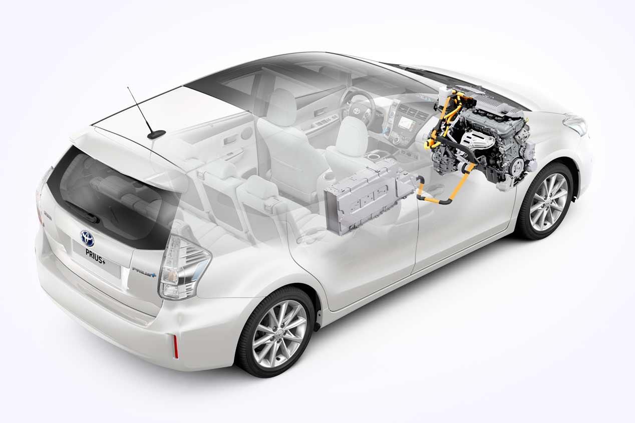 Los 10 eléctricos e híbridos más vendidos