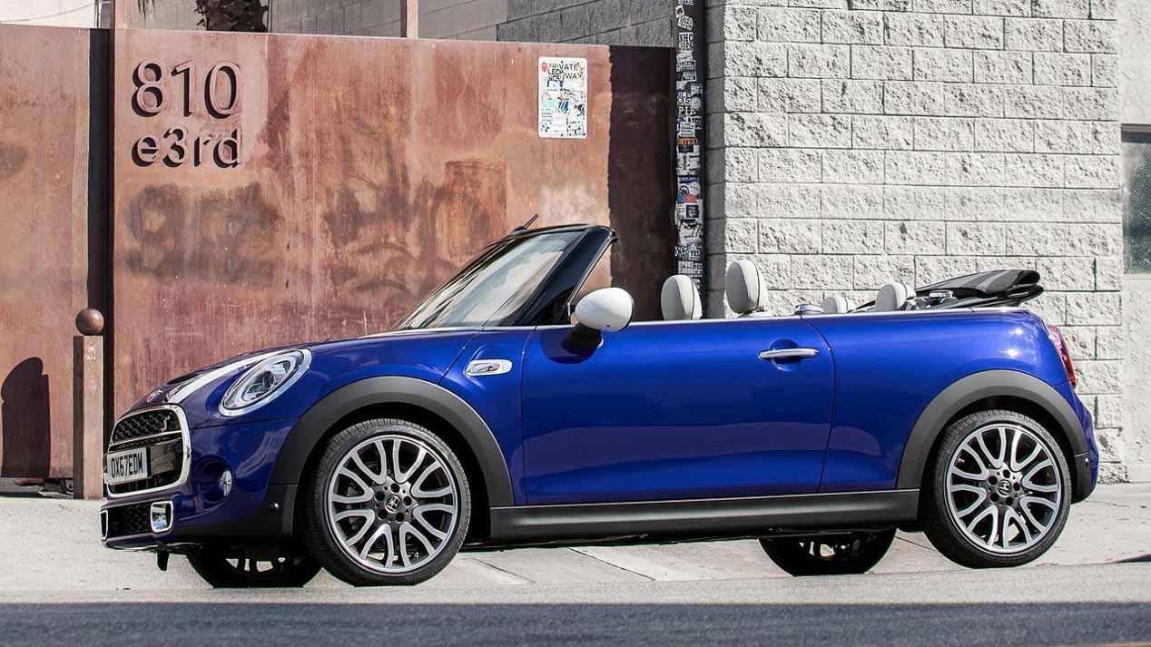 Mini 2018: ya a la venta en versiones Cabrio, 3 y 5 puertas