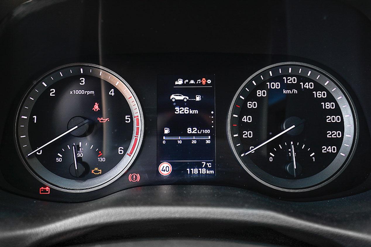 Comparativa de espacio SUV: Qashqai, Ateca, 3008, Tiguan, Sportage, Karoq, Tucson y Grandland X