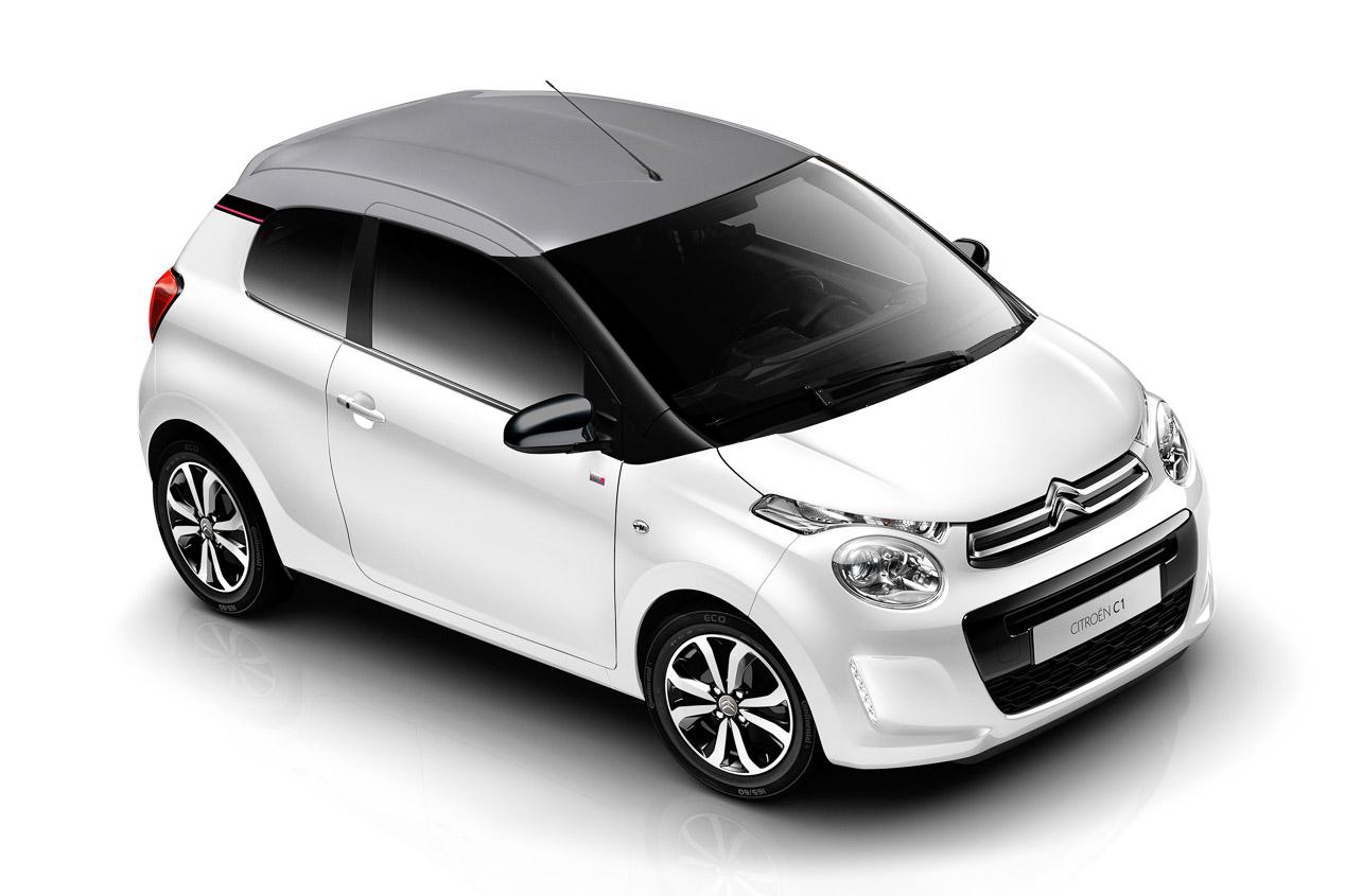 El Citroën C1 se renueva con más tecnología y nuevos motores