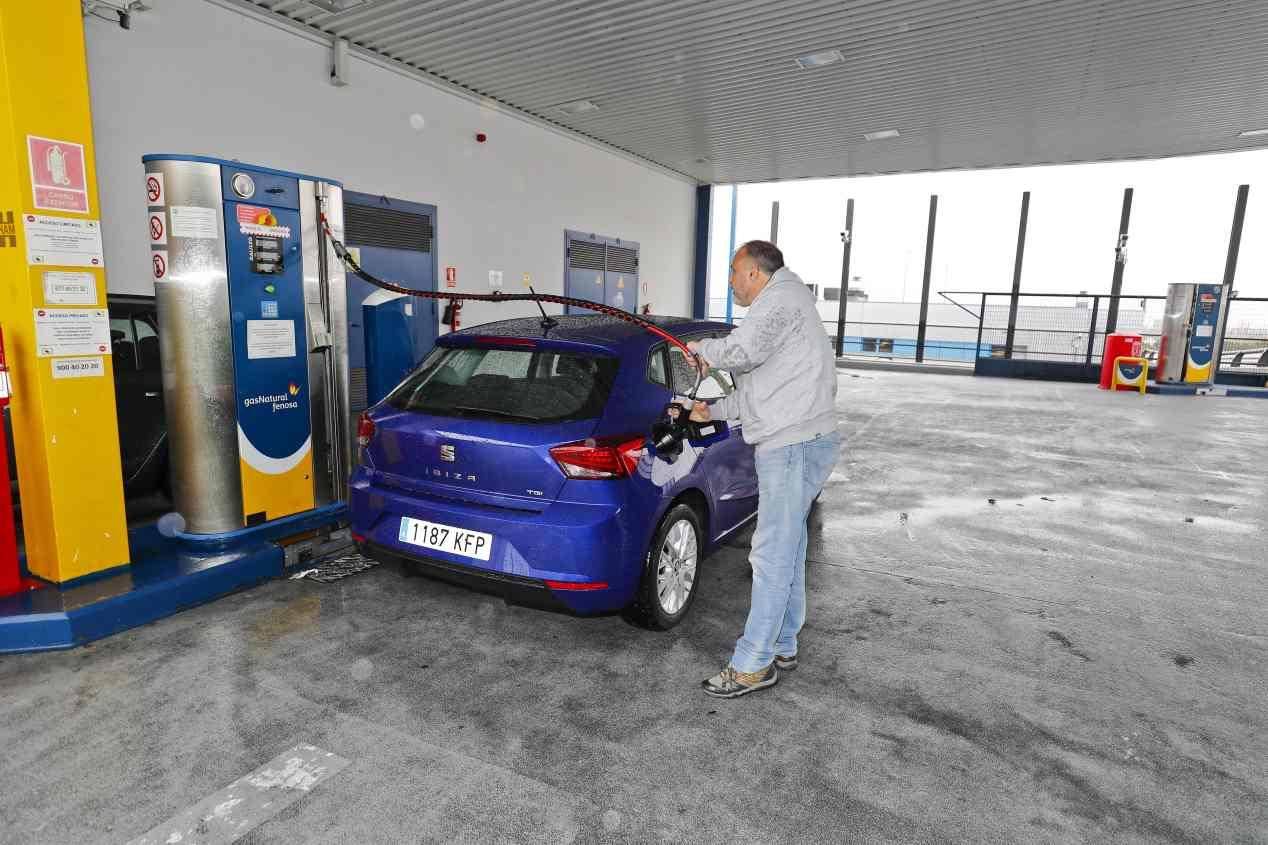 Seat Ibiza 1.0 TGI: superprueba al Ibiza de gas