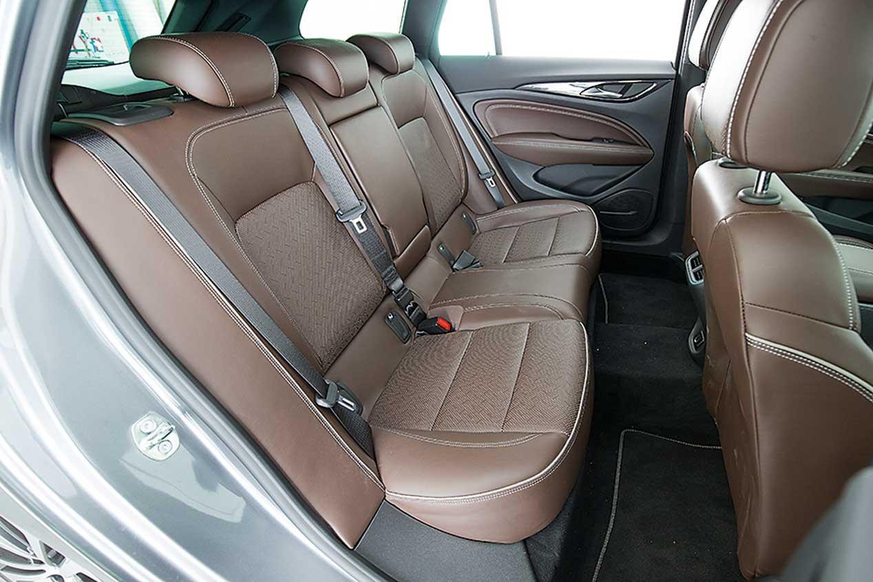 Opel Insignia ST Diesel 170 CV, a prueba