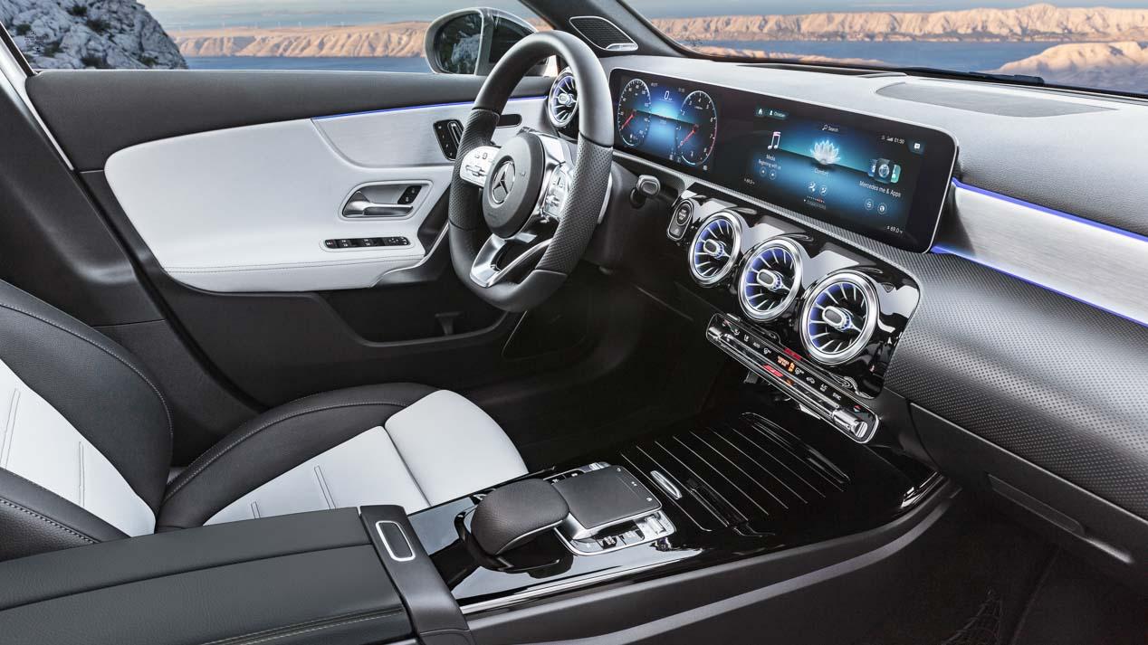 Mercedes GLA 2019: primeras fotos y datos del nuevo SUV