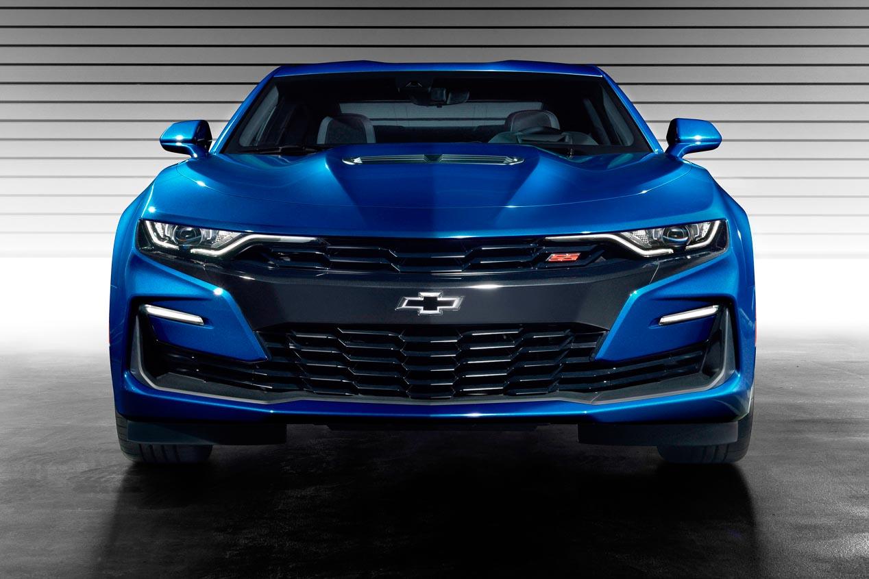 Chevrolet Camaro 2019, puesto al día y con motor 4 cilindros turbo