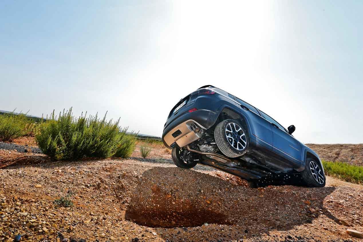 Jeep Compass: dos nuevas ediciones especiales para 2018