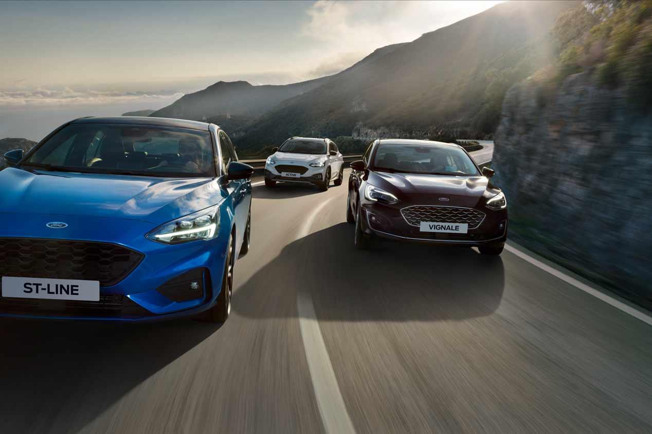 Ford Focus 2018: todas las imágenes oficiales