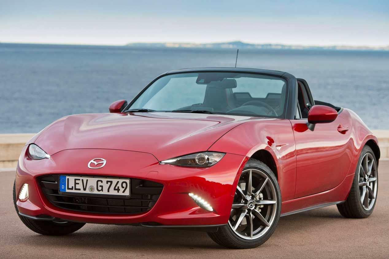 El Mazda MX-5 2019: con mejoras mecánicas y de equipamiento