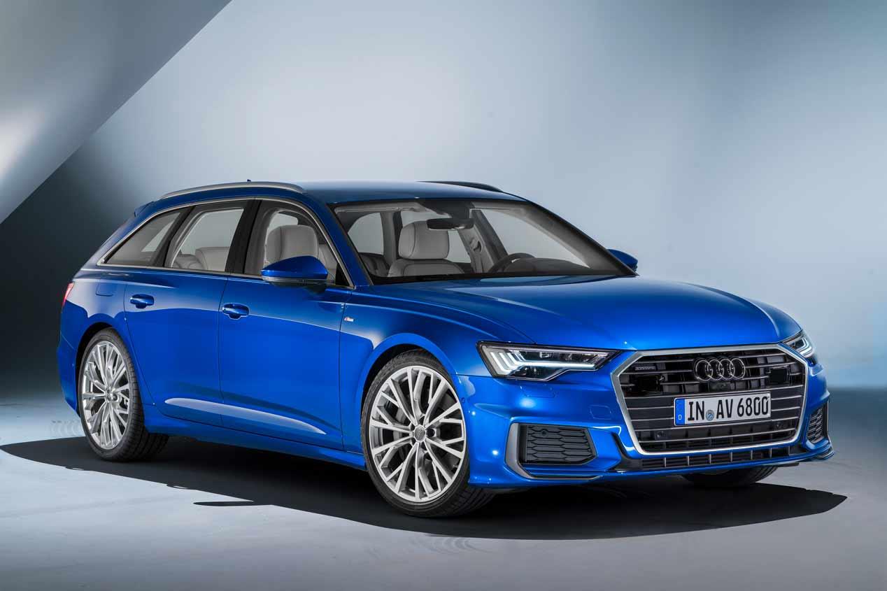 Audi A6 Avant 2018: primeras imágenes del nuevo familiar