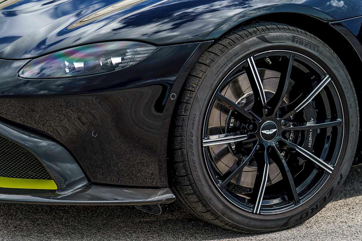 Probamos el Aston Martin Vantage 2018
