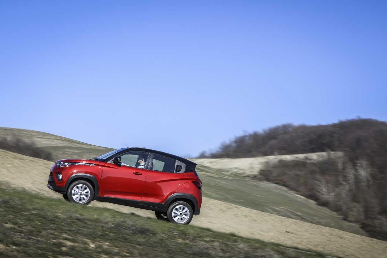 Mahindra KUV100: a prueba el SUV más barato