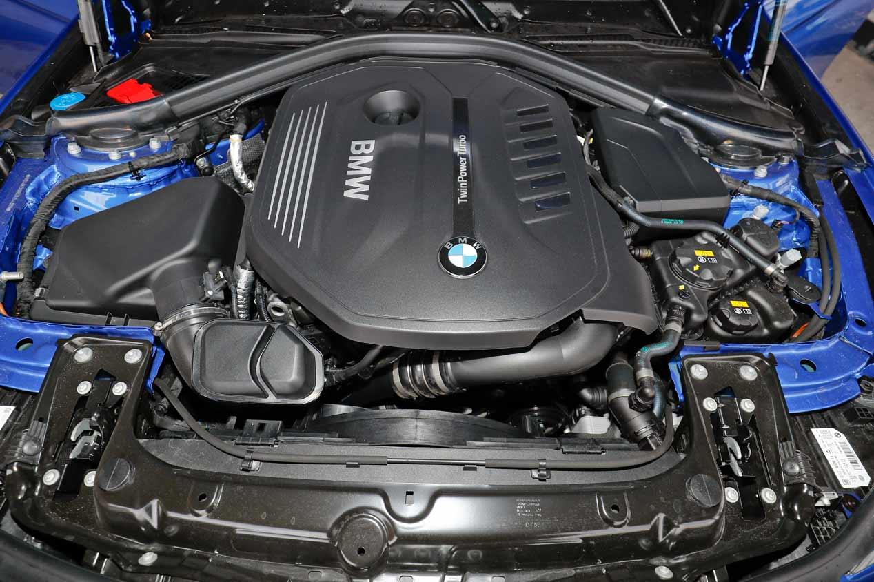 A prueba el BMW 340i xDrive Touring