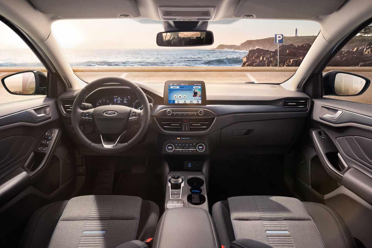 Ford Focus 2018: por primera vez con carrocería Active