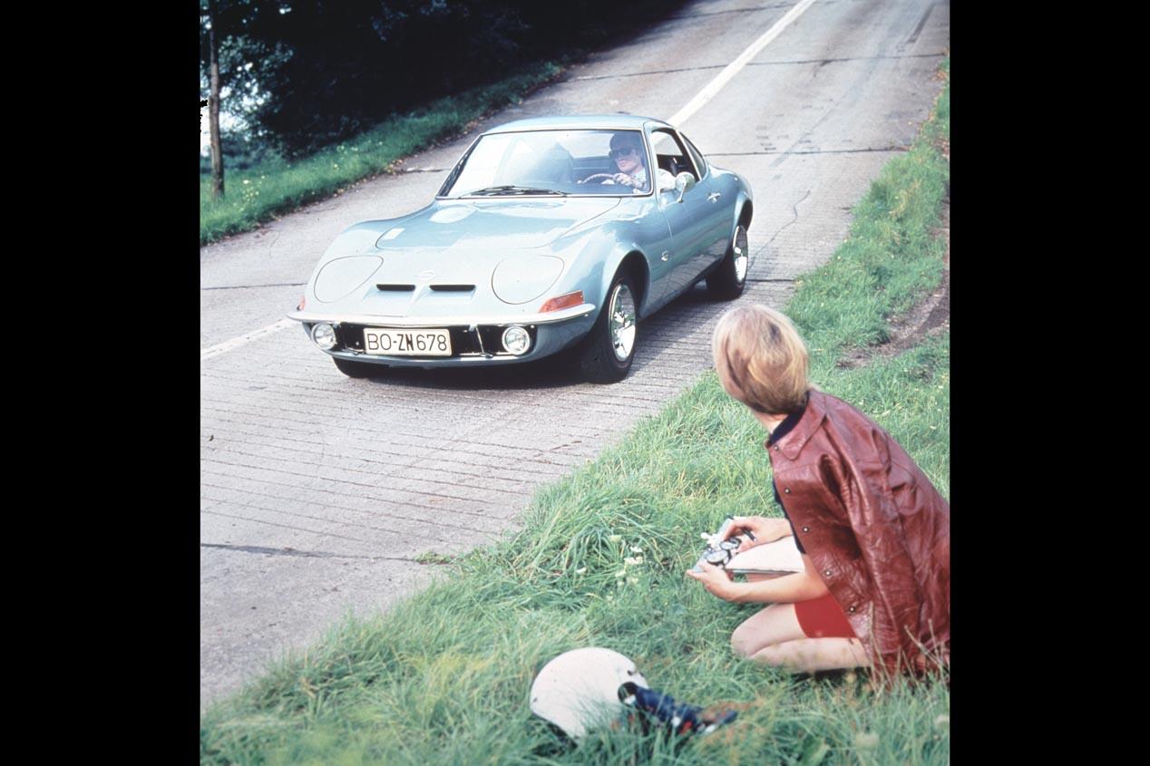 El Opel GT cumple 50 años
