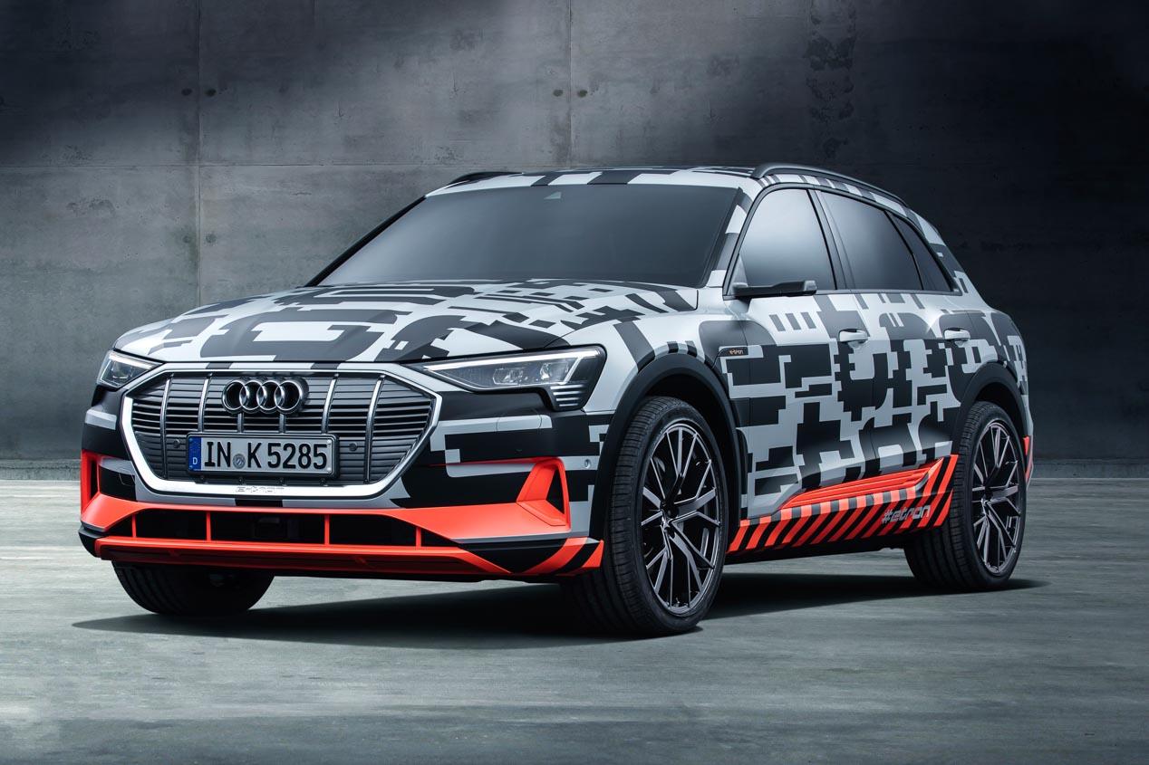 Audi abre el registro de compra de su primer coche 100% eléctrico