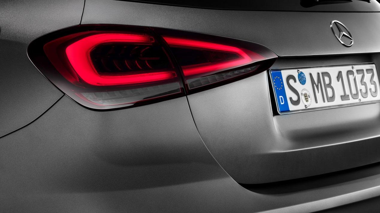 Mercedes GLA Coupé 2020: primeras imágenes del nuevo SUV