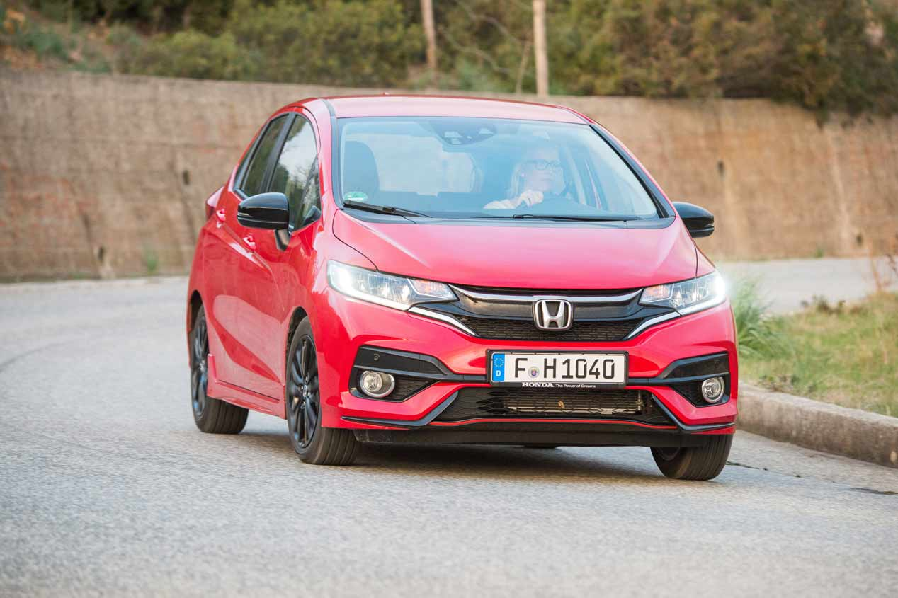 A prueba el Honda Jazz 1.5 i-VTEC
