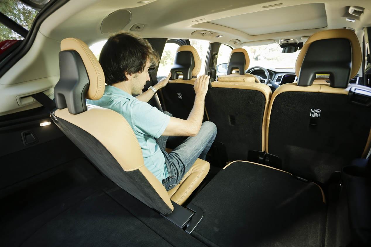 Volvo XC90: ¿el coche más seguro del mundo?