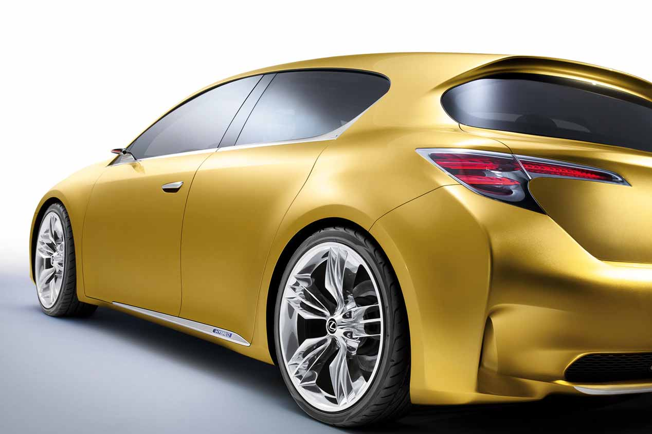 El Lexus CT 2020 tendrá versión eléctrica