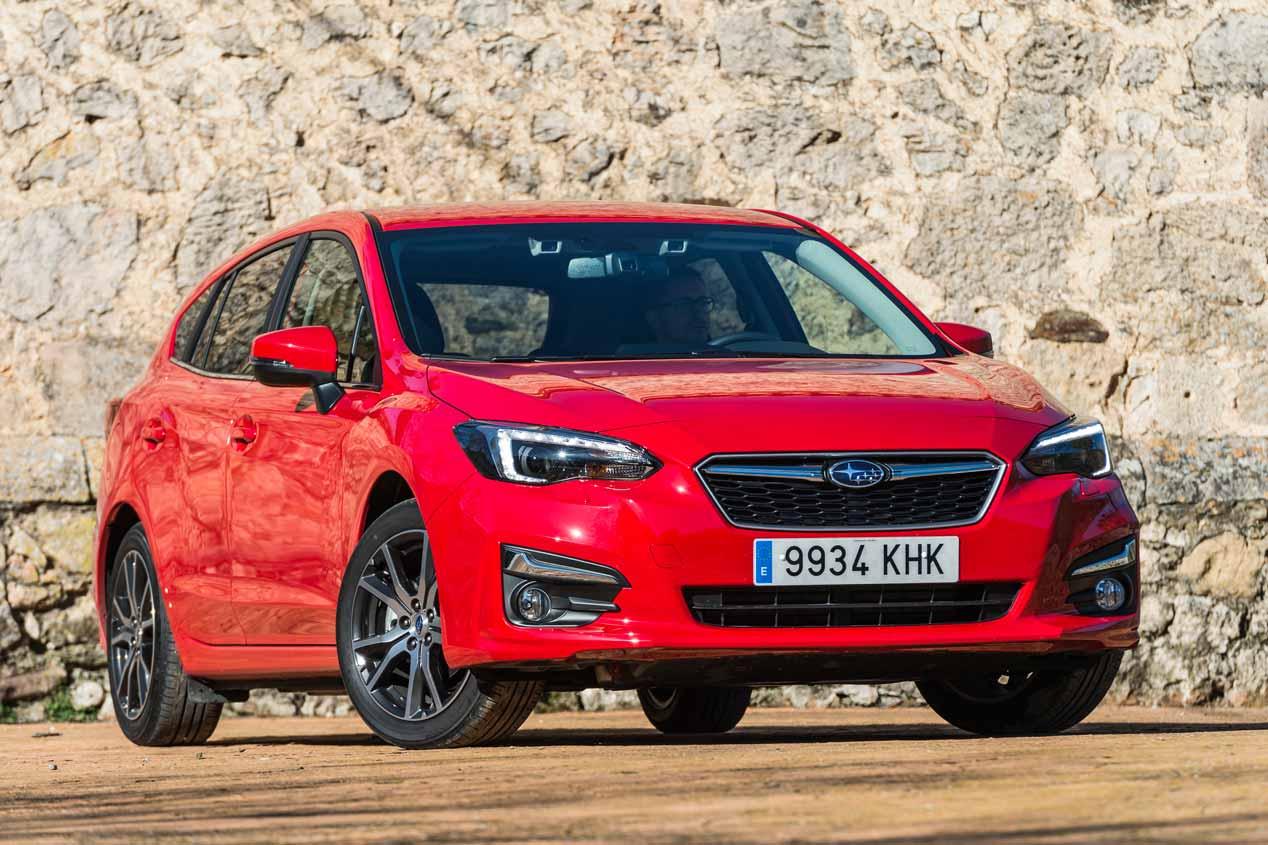 Probamos el Subaru Impreza 2018