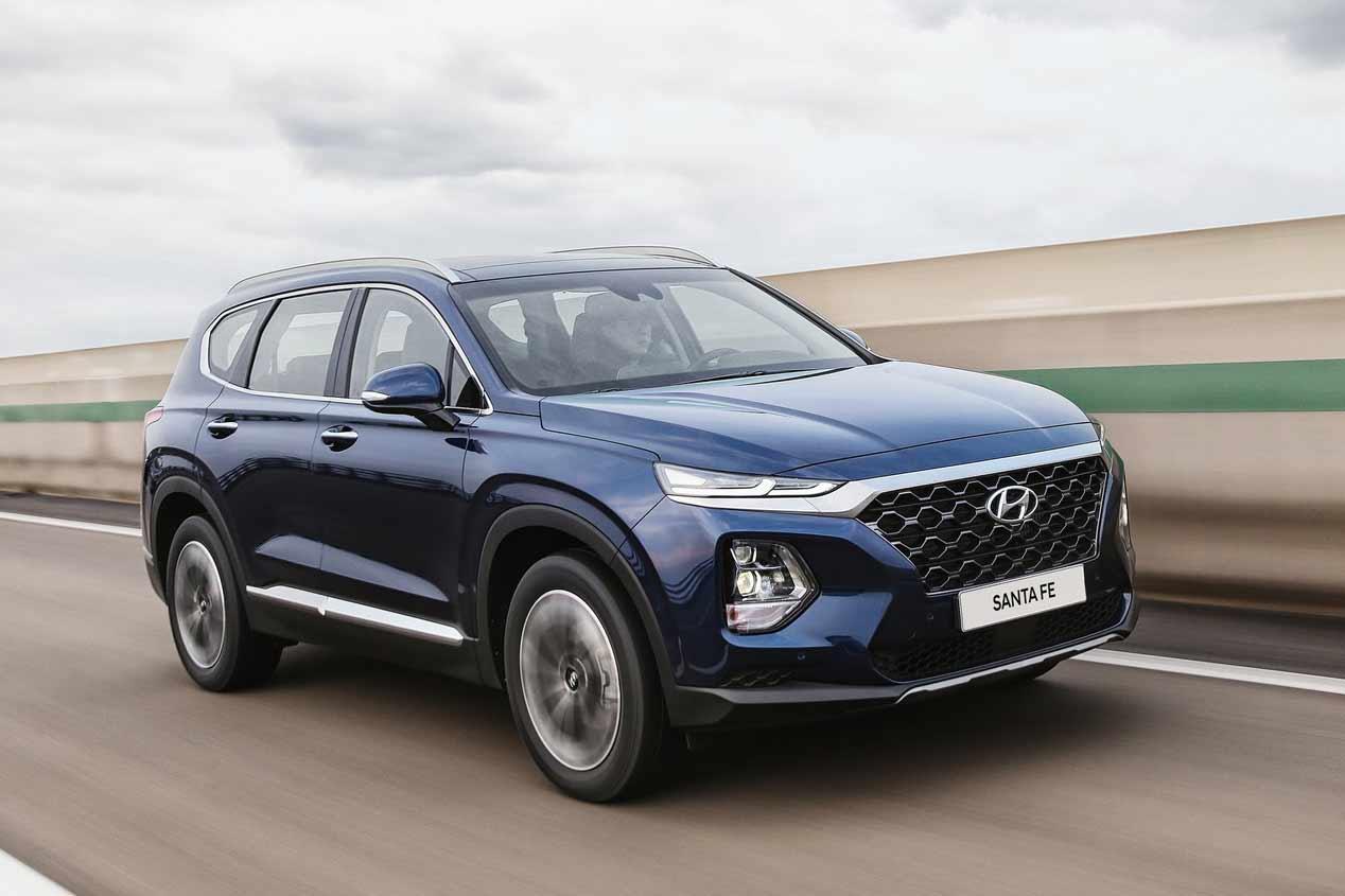Hyundai Santa Fe vs Seat Tarraco: el gran duelo SUV que viene