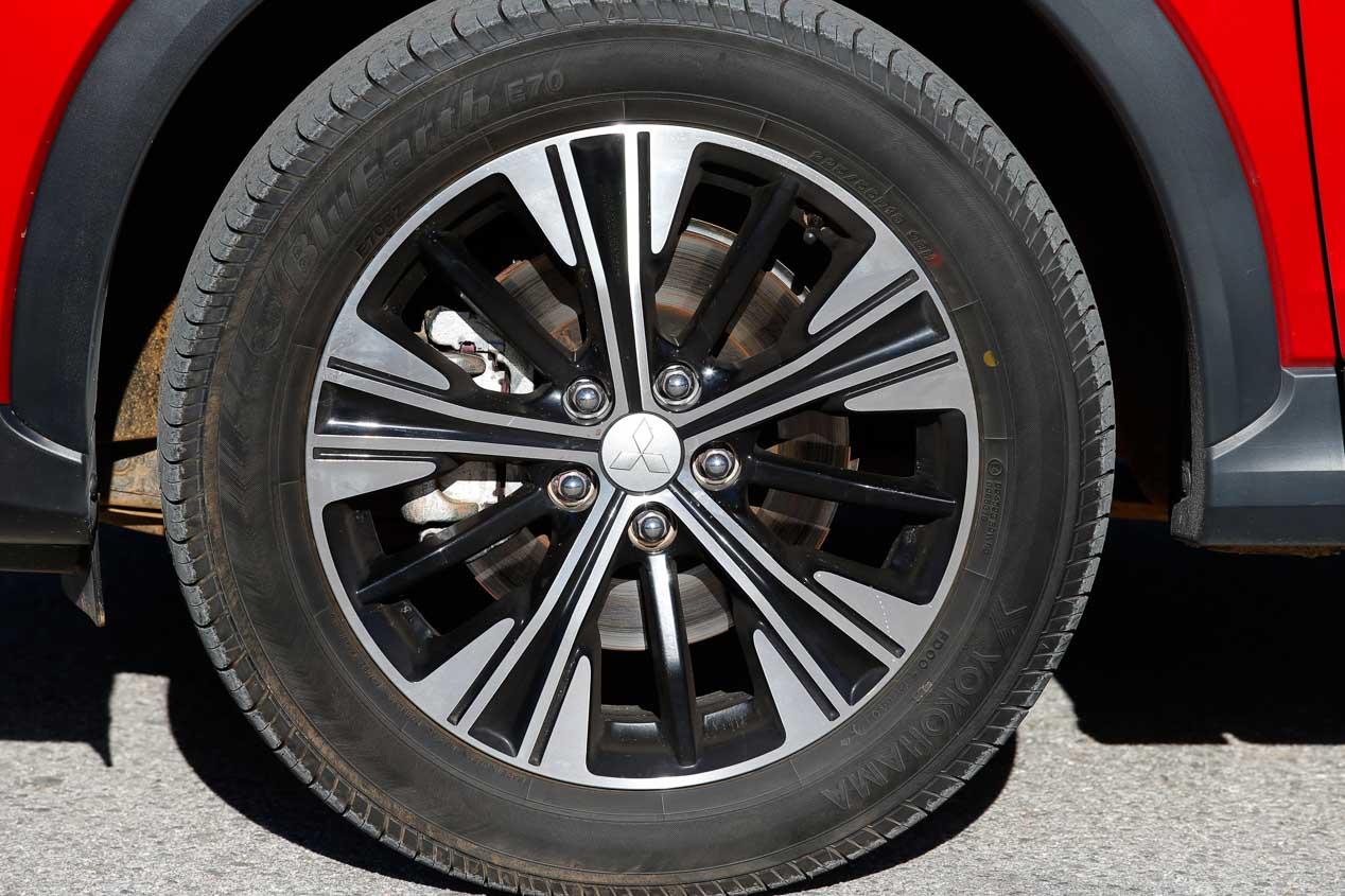 Prueba: Mitsubishi Eclipse Cross 150T, un SUV muy práctico