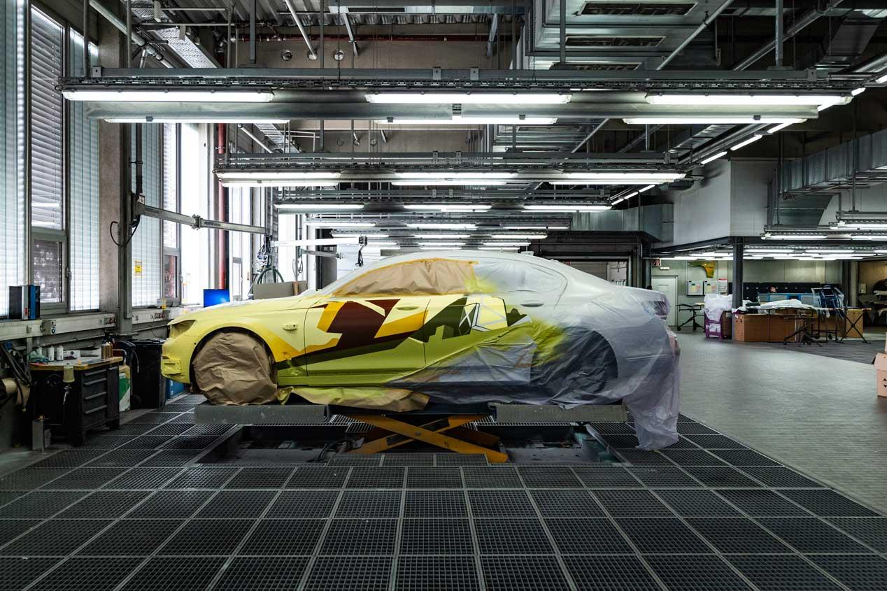 BMW inaugura un campus para el coche autónomo