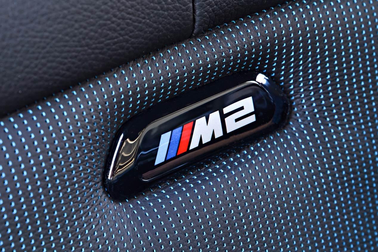 BMW M2 Competition, todavía más deportivo